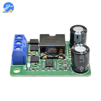 12V 24V to 5V 5A DC-DC Buck Step Down Charger Module Power Bank Buck Module Adjustable Power Converter Replace LM2596S image