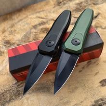 7500 модель кемпинг нож авиации алюминиевая ручка EDC инструмент охота CPM154 лезвие Кершоу упаковка коробки цвета