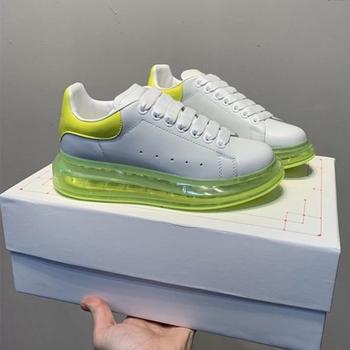 Modne i oddychające buty do biegania zintegrowane sporty i bieganie wygodne i oddychające tanie i dobre opinie pet powder Unisex CN (pochodzenie) Adipoer Na betonową podłogę Dla osób dorosłych Torsion Dobrze pasuje do rozmiaru wybierz swój normalny rozmiar
