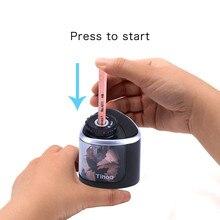 Электрическая автоматическая точилка для карандашей школьная точилка канцелярские принадлежности портативные школьные Точилки для мальчиков и девочек# H15