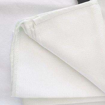 1.2Mx1.8M Fire Blanket Fiberglass Flame Retardant Emergency Survival White Shelter Safety Cover
