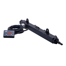 Aluminium K SERIES FUEL RAIL kit High Flow Injection fuel rail FOR HONDA K20 K24 RSX CIVIC SI,INTEGRA EP3 with 1/8 NPT gauge