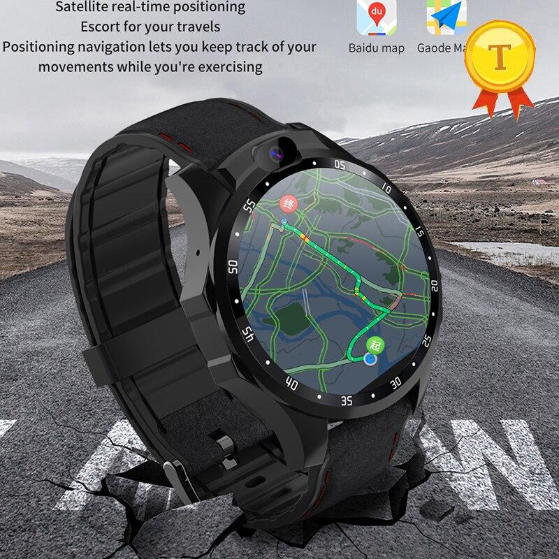 Умные часы с GPS 3 + 32 Гб HD, две камеры, мониторинг сердечного ритма, поддержка быстрой оплаты, Android 7,1, 5 МП, 2019|Смарт-часы|   | АлиЭкспресс