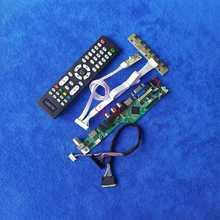 LCD/LED 1366*768 Kit Screen drive board 40Pin LVDS Fit N140BGE-L11/L21/L31/L32/L41/L42/LA2/LB2 Analog HDMI-compatible USB AV VGA