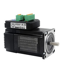 IHSS57-36-20 JMC Nema 23 2Nm DC36V Integrierte Closed Loop schrittmotor mit fahrer
