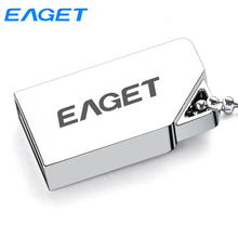 Eaget USB 2,0 Stick 32GB Super Mini Stift Stick Stoßfest Memoria USB Memory Stick Wasserdicht USB-Stick Für computer U8M