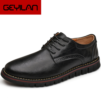 Big Size 38-48 Casual Shoes Men Fashion Men Casual Shoes High Quality Leather Casual Men Shoes Spring Autumn Men Sneakers