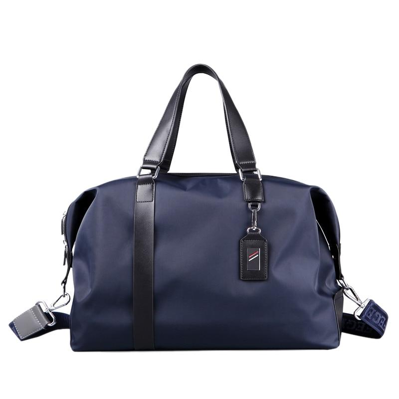 Oxford Travel Bag Shoulder Bag Large Weekender Luggage Handbag Gym Bags Men Nylon Shoulder Bag Men