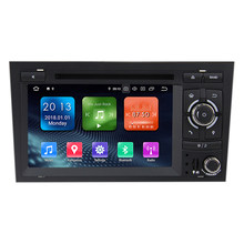 Android 9.0 2Din Car DVD GPS 4G+32G Multimedia Player Bluetooth Stereo Radio For-Audi A3 S3 2003-2013(China)