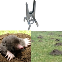Multi function Catching Mole Trap Scissor Type Rat Repellent Powerful Pest Control Products Outdoor Garden Supplies