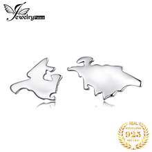 JewelryPalace 925 Sterling Silver Global Travel World Map Earrings For Women As Beautiful Gifts New Hot On Sale