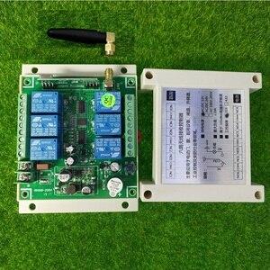 Image 4 - 500 2000m DC12V 24V 6CH 6 CH אלחוטי שלט רחוק LED אור מתג ממסר פלט רדיו RF משדר 315/433 MHz מקלט