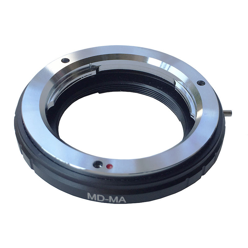 Replacement Adapter ring Accessory For Minolta MD/MC Mount Lenses to Sony Alpha Minolta AF MA Parts New
