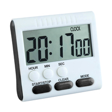 Timer Alarm-Clock Study Cooking-Time Magnetic-Wall-Large Digital Kitchen School-Count