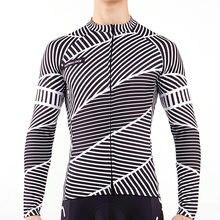 Осенняя одежда из джерси с длинными рукавами для велоспорта