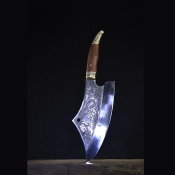 De chef de cocina profesional... cuchillo de carnicero multifuncional... cortador de verduras utensilios de cocina