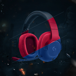 Image 5 - Logitech G433 7.1 משחקי Surround אוזניות Wired אוזניות DTS אוזניות עם מיקרופון Nintendo מתג PS4 Xbox אחת טבליות נייד