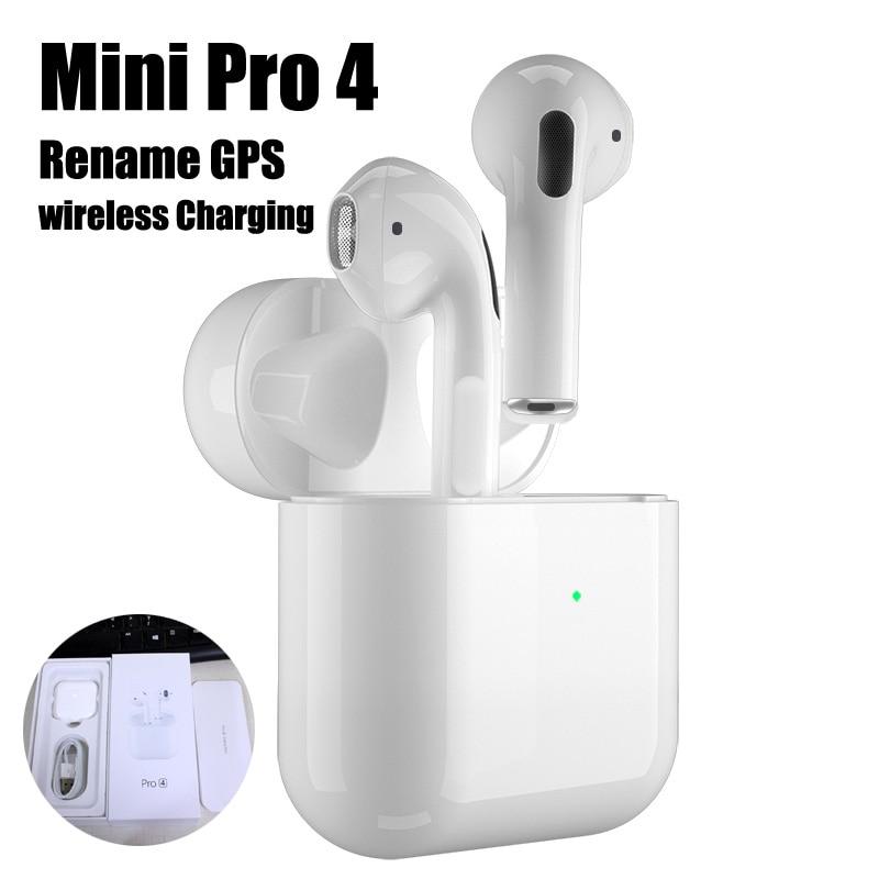 Pro 4 Tws Беспроводная гарнитура Bluetooth наушники водонепроницаемые музыкальные наушники спортивные наушники бизнес гарнитура для всех смартфонов|Наушники и гарнитуры|   | АлиЭкспресс