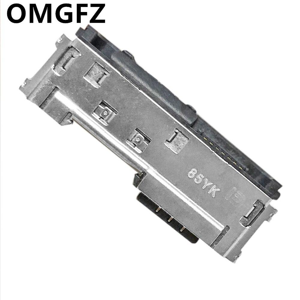 Dc power jack tipo-c porto de carregamento para lenovo thinkpad t490 series