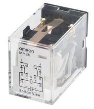 цена на Electromechanical Relay 12VDC 110Ohm 3A MY2K-DC12
