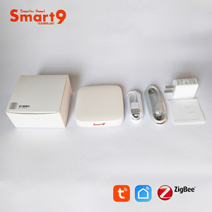 Image 5 - Smart9 TuYa ZigBee Hub, Smart Home Control Center Working with TuYa Smart and Smart Life App Powered by TuYa