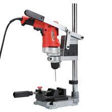 Electric Drill Bracket With Holder Clamp Drill Support Grinder  Worktable Press Bracket Clamp Grinder Woodworking Rotary Tool