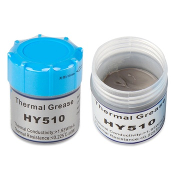HY510 25g 1.93W Processor CPU Cooler Cooling Fan Thermopaste Thermal Grease VGA Compound Heatsink Plaster Paste