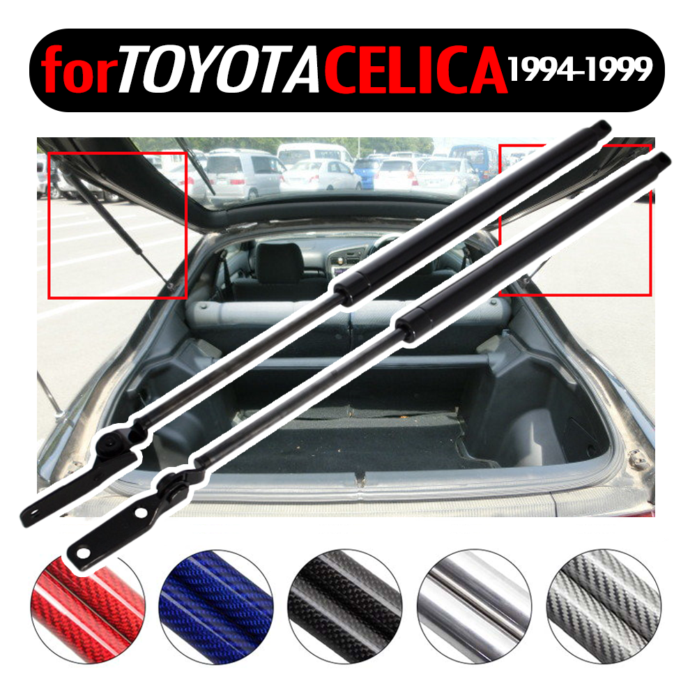 Rear Tailgate Boot Trunk Gas Struts Support Spring for TOYOTA CELICA COUPE 1999-2005 Tailgate Lift
