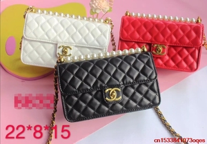 Luxury Designer Brand Chanel- Handbag Shoulder Bags Women Messenger Bag Bolsa Feminina Handbags C205