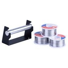 JCD Tin Welding Wire 0.4/0.6/0.8mm Anti-oxidation Tin Lead Melt Rosin Core Solder Repair Tool Lead Wire Flux