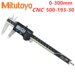 Mitutoyo CNC Caliper Digital LCD Vernier Calipers 12 Inch 150mm 500-193-30 Gauge Electronic Stainless Steel Measuring Tools