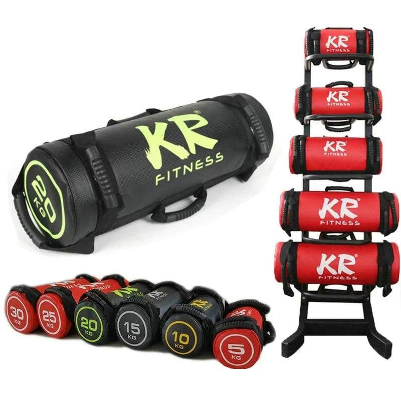 Fitness Sandbag 5-30kg Weight Lifting Bulgarian Sandbag Unfilled Power Bag Fitness Body Building Gym Sports Muscle Training 1