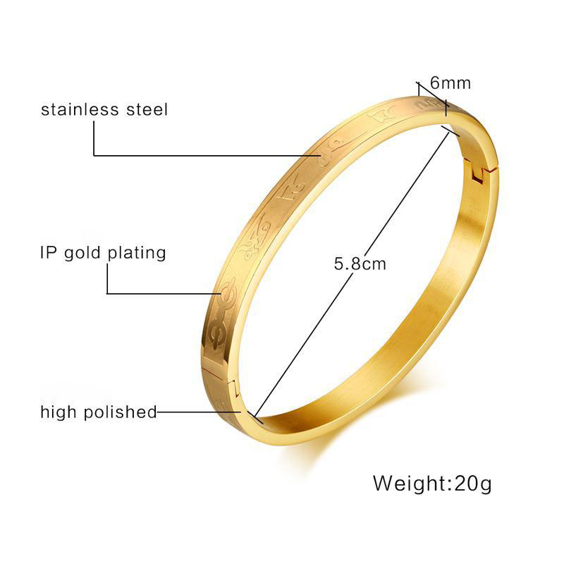 FXM arrival fashion jewelry tee2 for birthday gift rose many word metal color titanium steel men