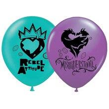 10 pçs/lote 12 polegada látex balões festa de aniversário descendente decorações do chuveiro do bebê decoração crianças brinquedo festa balão ar hélio globos