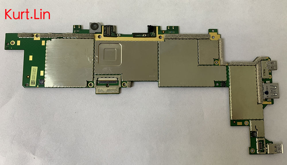 Main Board Motherboard X906889 For Microsoft Surface 3 (1645) Mainboard