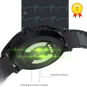 Image 1 - 2019 Waterproof swimming Smart Watch ecg ppg heart rate blood pressure oxygen Smartwatch Fitness Tracker Bracelet Wristband man