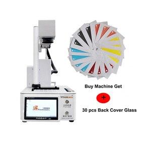 Image 1 - M Triangel – Machine à laser pour gravure et réparation décran LCD, appareil pour iPhone 11, X, XS, MAX, 8, 8+, pour séparer et retirer la vitre arrière
