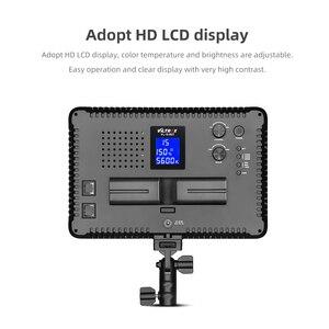 Image 2 - Viltrox VL S192T Đèn LED Video Bi Màu Mờ Từ Xa Không Dây Bảng Điều Khiển Chiếu Sáng + Tặng 1.8 M Giá Đỡ Cho chụp Studio