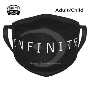 Infinite Mouth Mask Soft Warm Face Masks Infinite Xbox Series X Xbox One Xbox Pc Mcc Next Gen Odst Reach 2 3 4 Infinite Logo image