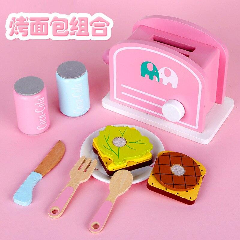 Mini cuisine cuisine jouet fille jouet Coyer vaisselle jeu de rôle ensemble de jouets maison de jeu pour les enfants