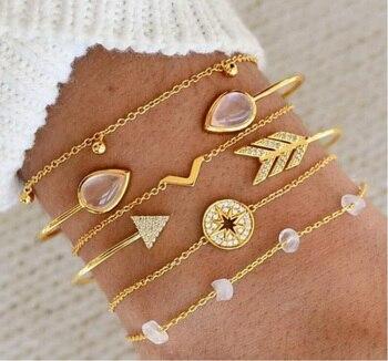 30 Styles Bohemian Bracelet Set  32