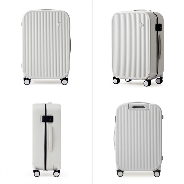Antibacterial Hardside Travel Rolling Luggage