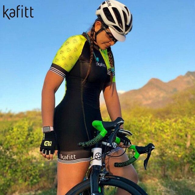 Pro equipe fessional macaquinho ciclismo feminino triathlon de manga curta ciclismo macacão casual wear terno camisa 3
