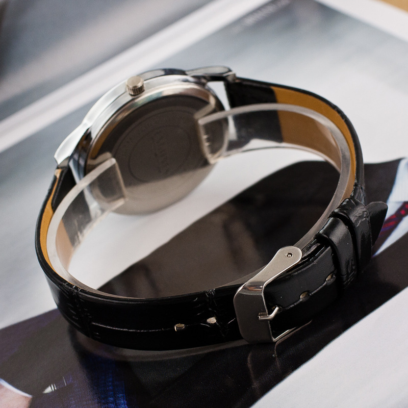 Big Fashion Quartz Beautiful Watch Waterproof 2021