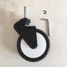 Rear wheel Baby Stroller Replacement Accessories Wheels for Baby Carriage Casters Universal Stroller Pram Accessories Rear wheel