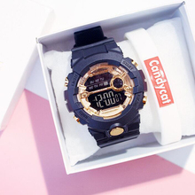 Electronic New G Style Shock Digital Watch Unisex Sports Watches Waterproof Shockproof Female Clock LED Men Colorful Wristwatch 57mm planetary gearbox geared stepper motor ratio 10 1 nema23 l 76mm 3a