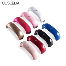 9/12W UV LED Lamp Nail Dryer For All Gels Dryer Lamp Polish Sun Light Timer For Nail Dryer Manicure Tools Lamp for Nails