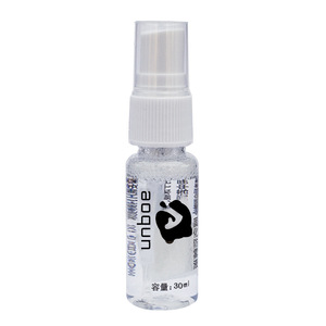 30ml Anti-Fog Spray for Swim Goggles Glasses Scuba Dive Mask Lens Cleaner Sports Glasses Empty Bottle Can Use When Add Water