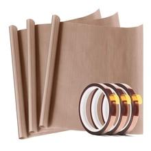 High temperature paper Heat Tape High Temp Tapefor Vinyl Heat Press, Sublimation Heat Resistant
