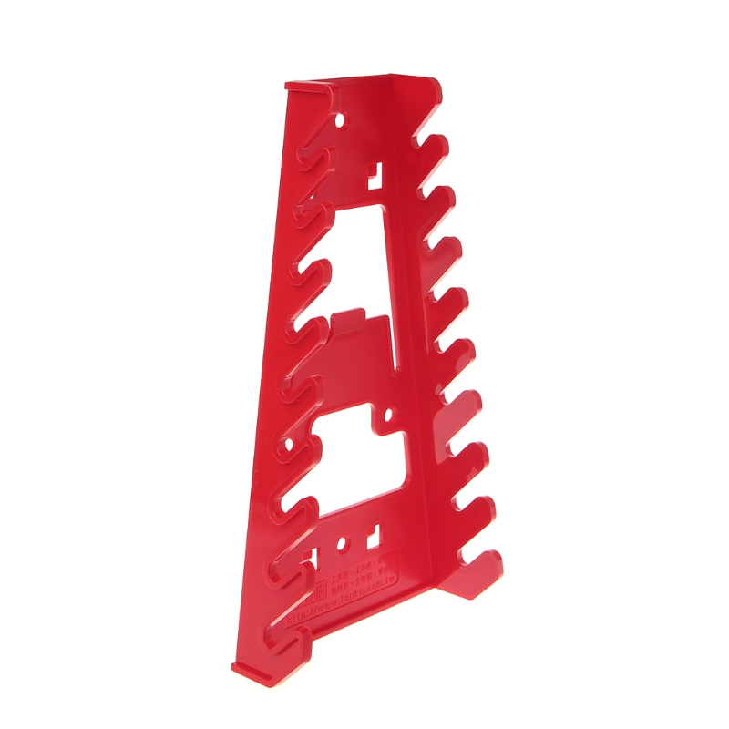 Wrench Spanner Organizer Sorter Holder Tray Socket Storage Rack Plastic Tools RXJB
